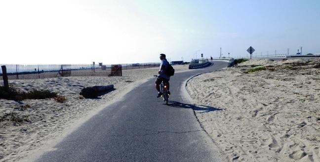 Bolsa Chica Beach Path