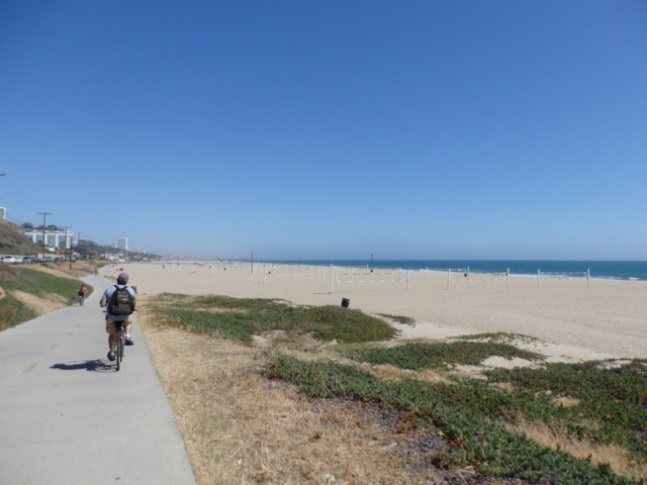Will Rogers to Santa Monica - First Hill
