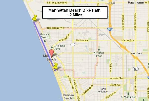 how to get to manhattan beach