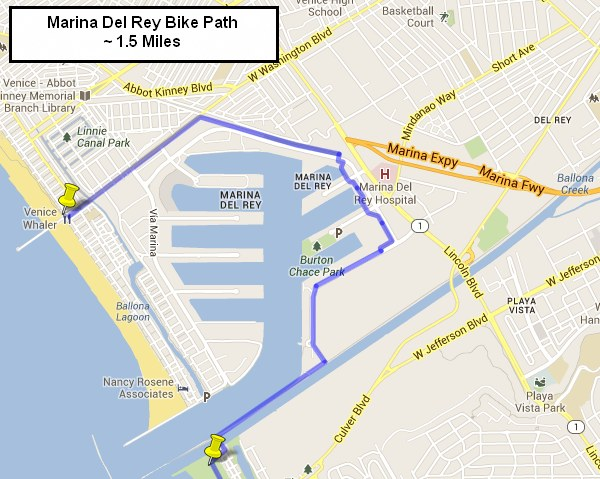 free rider map