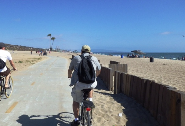 Day Camping on Dockweiler