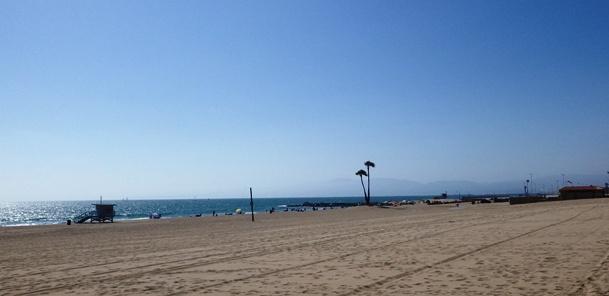 Dockweiler Beach Playa Del Rey