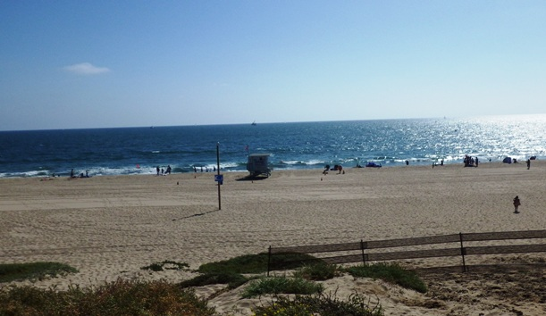 Free Parking Dockweiler Beach