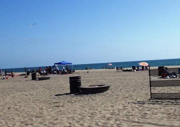 Dockweiler Beach - Playa Del Rey