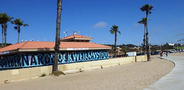 Bike and Skate Rentals at Dockweiler