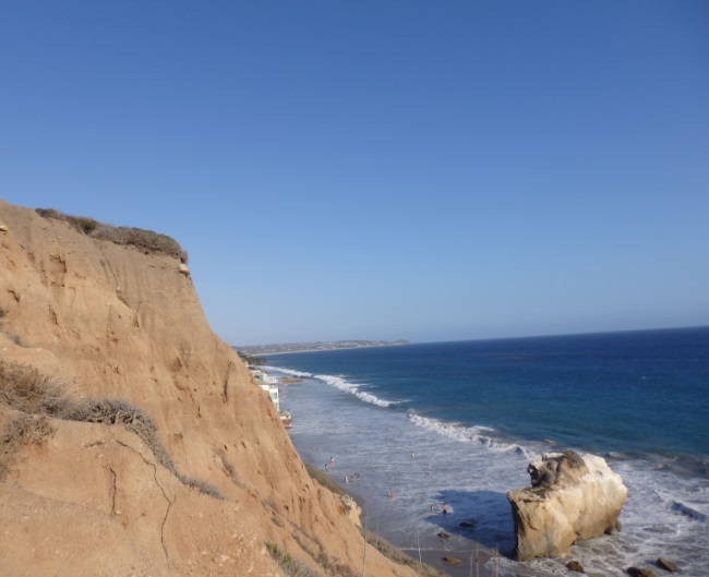 El Matador Bluffs and Coastal View