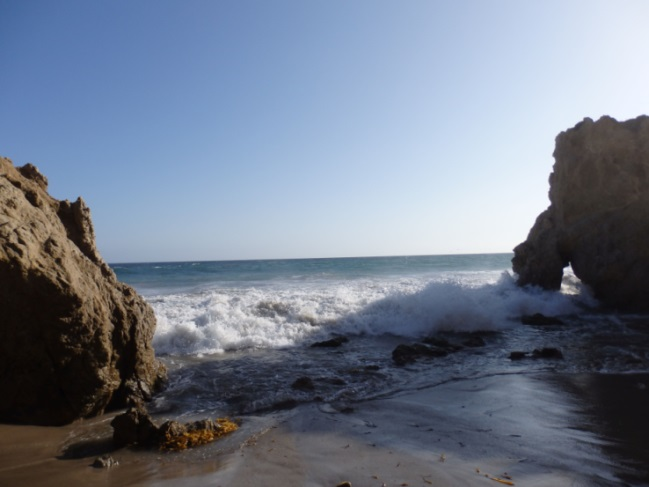 El Matador Beach Rock Caves