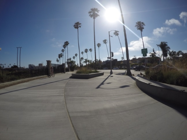 Marina Del Rey Bike Path Reconstruction