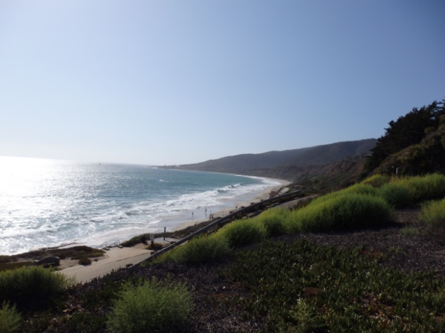 Nicholas Canyon Beach to Leo Carrillo View