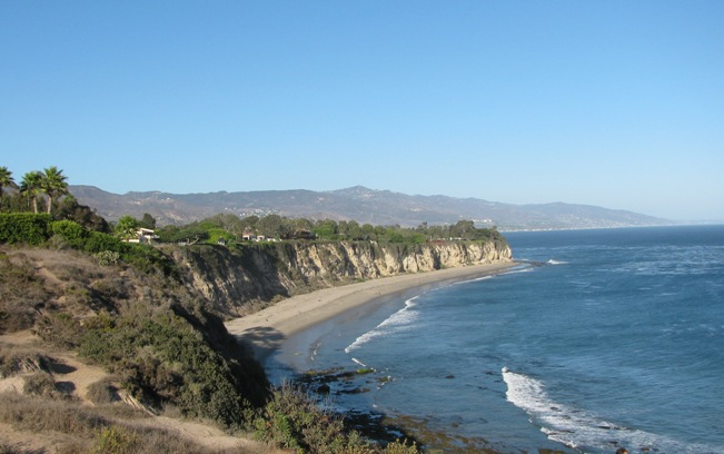 Dume Cove View