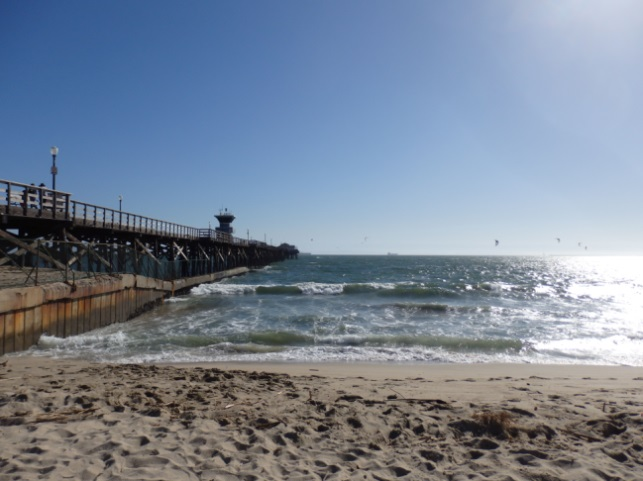 North Side of Seal Beach Pier