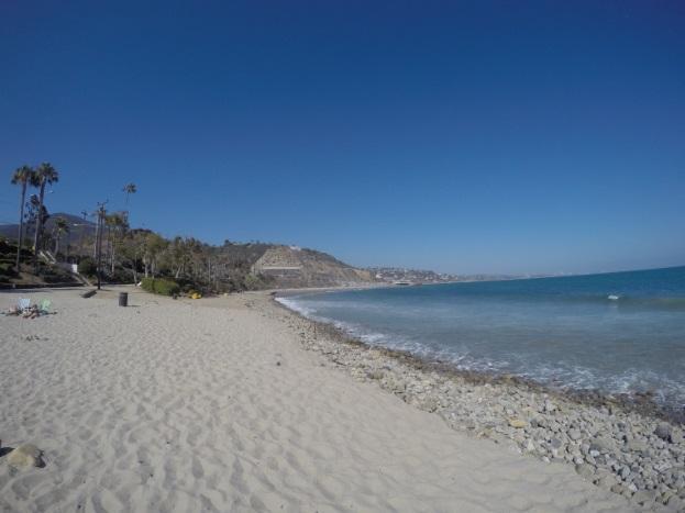Resultado de imagen para Topanga State Beach