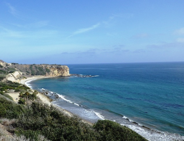 Abalone Cove View from Bluffs