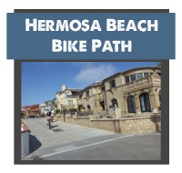 Hermosa Beach Bike Path