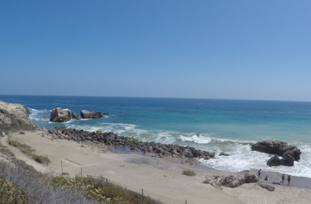 Leo Carrillo Rock & Tidepool View