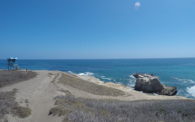 Leo Carrillo Beach Bluff View from Tower #3
