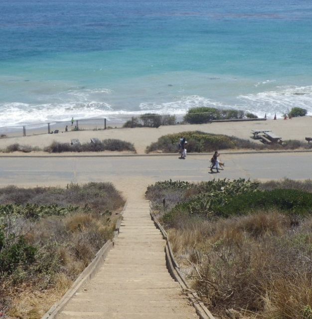 Leo Carrillo Beach Steps to Dog Beach