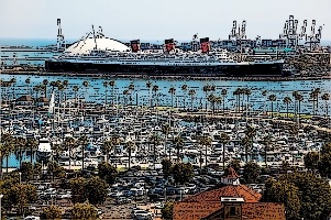 Long Beach Harbor
