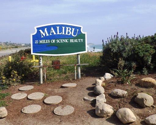 Malibu Beach Surf Swim Tan - Where is malibu