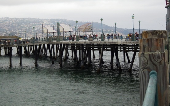 Southern california beaches best vacation spots for Redondo beach pier fishing
