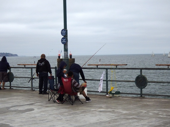 Southern california beaches best vacation spots for Redondo sport fishing