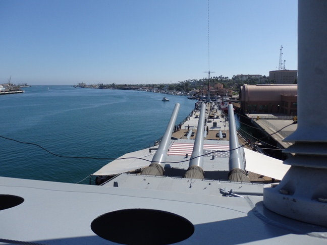 USS IOWA View Level 01