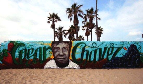 Venice Beach Art Walls | Southern California Beaches