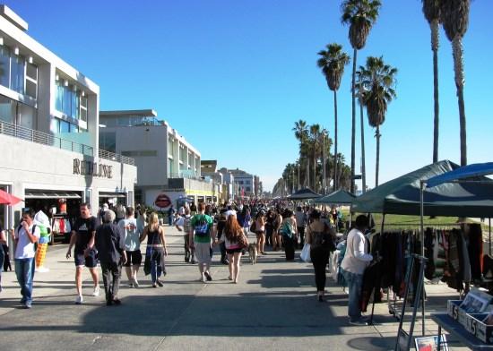 Venice beach boardwalk southern california beaches best vacation