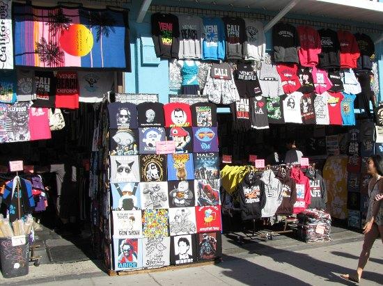 Venice Beach T Shirts The Best Beaches In World